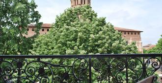 Hotel Saint-Sernin - Toulouse - Balkon