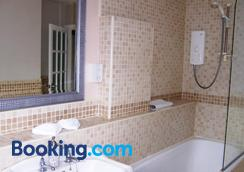 Caddon View Country Guest House - Peebles - Bathroom