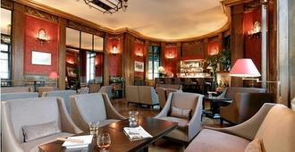 納捷提珀斯特酒店 - 波恩 - 波納山坡 - 休閒室