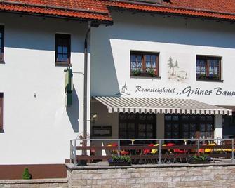 Rennsteighotel Grüner Baum - Frauenwald - Edificio