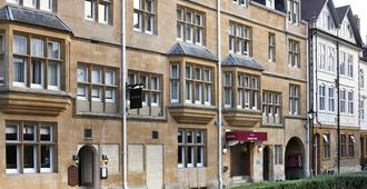 Mercure Oxford Eastgate Hotel - Oxford - Edificio