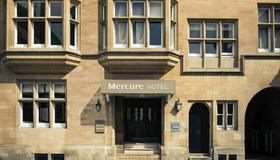 Mercure Oxford Eastgate Hotel - Oxford - Building