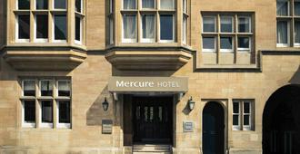 Mercure Oxford Eastgate Hotel - Oxford - Rakennus
