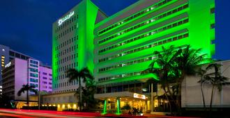 Holiday Inn Miami Beach-Oceanfront - Miami Beach - Edifício