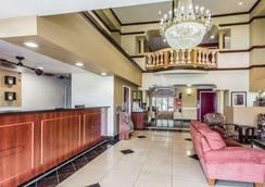 Comfort Suites Bakersfield - Μπέικερσφιλντ - Σαλόνι ξενοδοχείου