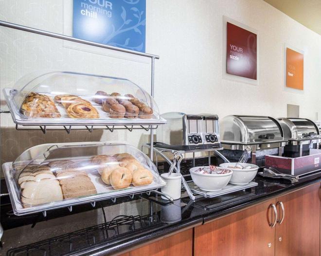 Comfort Suites Bakersfield - Bakersfield - Buffet