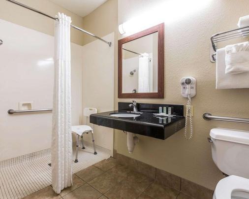 Comfort Suites Bakersfield - Μπέικερσφιλντ - Μπάνιο