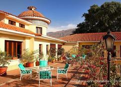 Hotel Aranjuez Cochabamba - Cochabamba - Binnenhof