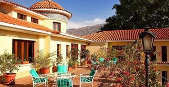 Hotel Aranjuez Cochabamba - Cochabamba - Patio