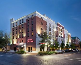 Hampton Inn & Suites Gainesville-Downtown - Гейнсвіль - Building