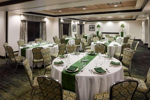 Hampton Inn & Suites Gainesville-Downtown - Gainesville - Banquet hall