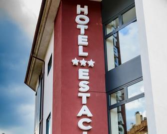 Hotel Estació (Adults Only) - Olot - Building