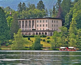 Hotel Vila Bled - Bled - Vista esterna