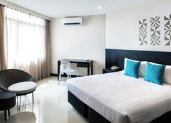 Tanoa International Dateline Hotel - Nuku'alofa - Slaapkamer