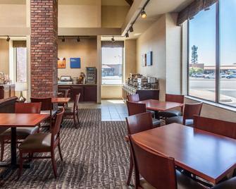 Comfort Inn and Suites Near Fallon Naval Air Station - Fallon - Restaurace