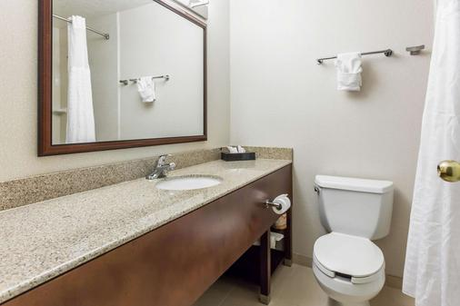 Comfort Inn and Suites Near Fallon Naval Air Station - Fallon - Bathroom