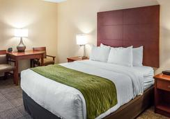 Comfort Inn and Suites Near Fallon Naval Air Station - Fallon - Bedroom