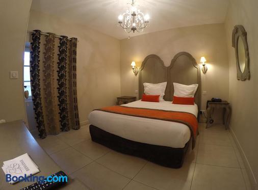 Hôtel Le Mas Saint-Joseph - Saint-Rémy-de-Provence - Phòng ngủ