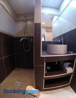 Hôtel Le Mas Saint-Joseph - Saint-Rémy-de-Provence - Phòng tắm