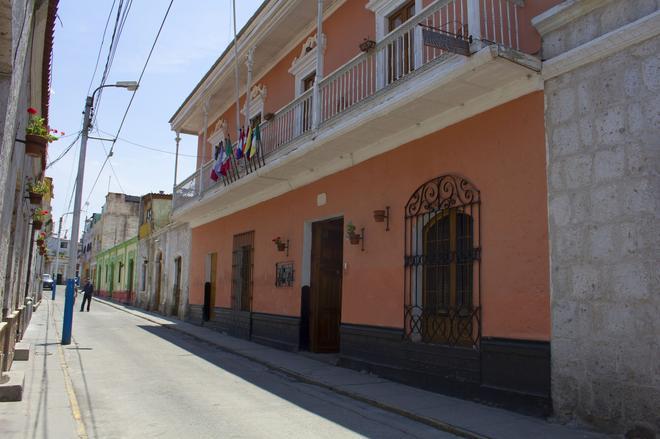 Posada Nueva España - Αρεκίπα - Θέα στην ύπαιθρο