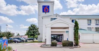 Motel 6 Houston Katy Tx - Кэти - Здание