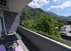 J&P Apartments Kotor - Kotor - Balcony