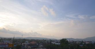 Ranong Garden Hotel - Mueang Ranong - Outdoors view
