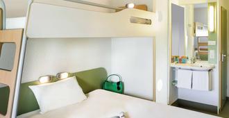 里昂熱爾蘭宜必思快捷酒店 - 里昂 - 里昂 - 臥室