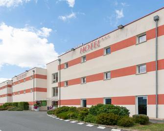 INTER-HOTEL Alexia - La Souterraine - Gebouw