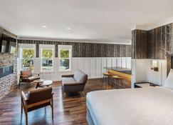 UpValley Inn and Hot Springs Ascend Hotel Collection - Calistoga - Schlafzimmer