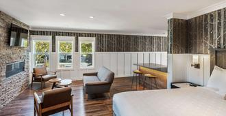 UpValley Inn and Hot Springs Ascend Hotel Collection - Calistoga - Bedroom