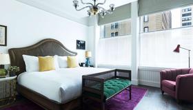 더 비크맨 어 톰슨 호텔 - 뉴욕 - 침실
