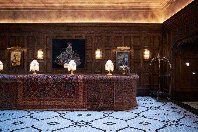 The Beekman, A Thompson Hotel - New York - Lễ tân