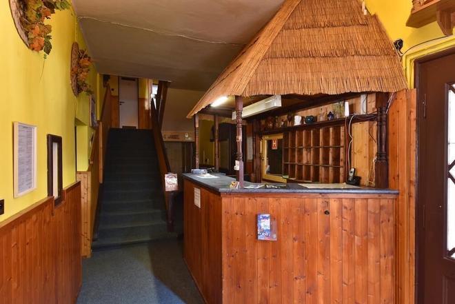 Hotel Svatý Hubert - Špindlerův Mlýn - Front desk