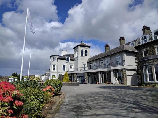 Windermere Hydro Hotel - Windermere - Rakennus