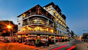 Salana Boutique Hotel - Vientiane - Gebäude