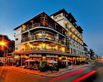 Salana Boutique Hotel - Vientiane - Toà nhà