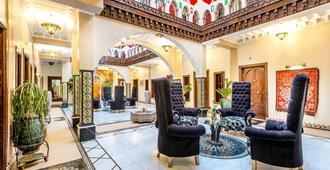 Hotel & Ryad Art Place Marrakech - Marrakech - Lobby