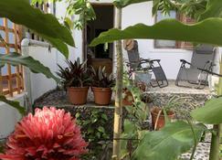 Domus Rio Papagaio - Principe - Patio
