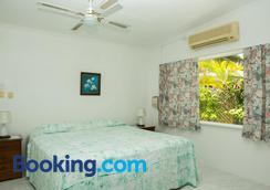 Sunhaven Beach Bungalows - Rarotonga - Phòng ngủ