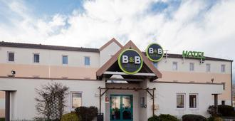 B&B Hotel Caen Mémorial - Saint-Contest - Edificio