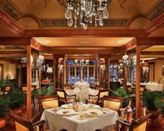 Biltmore Hotel - Coral Gables - Restaurant