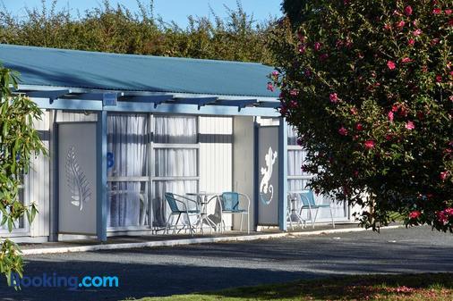 Fairy Springs Motel - Rotorua - Toà nhà