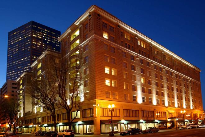 Embassy Suites by Hilton Portland Downtown - Portland - Edificio