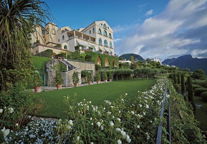 Belmond Hotel Caruso - Ravello - Rakennus