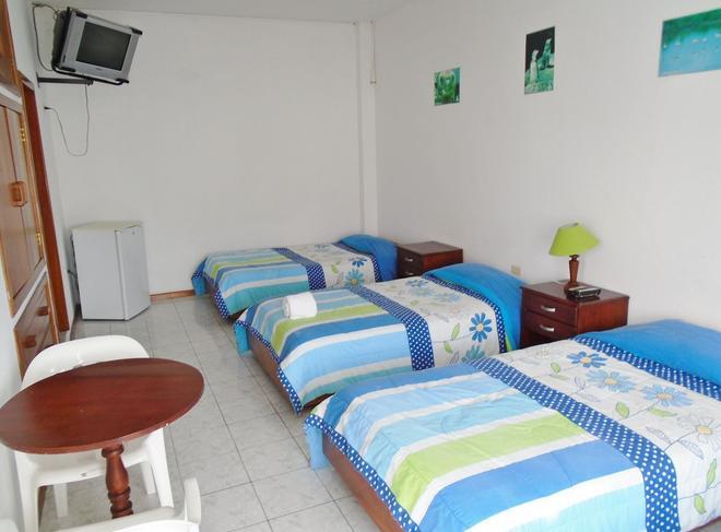 Hotel Pelican Bay - Puerto Ayora - Bedroom