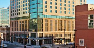 Hyatt Place Denver Downtown - Денвер - Здание