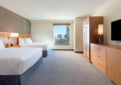 丹佛市中心凱悅廣場酒店 - 丹佛 - 丹佛 - 臥室