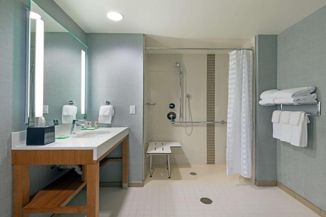 丹佛市中心凱悅廣場酒店 - 丹佛 - 丹佛 - 浴室