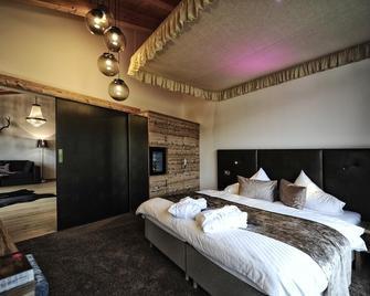 Alpslodge Life.Style.Hotel.Fiss - Fiss - Bedroom